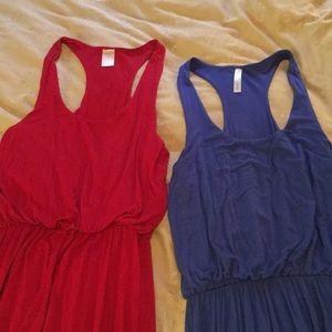 Jolie maxi dresses.